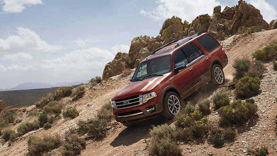 New Ford Expedition On Sale Now at Mel Hambelton Ford & New Ford Expedition Specials Wichita KS markmcfarlin.com
