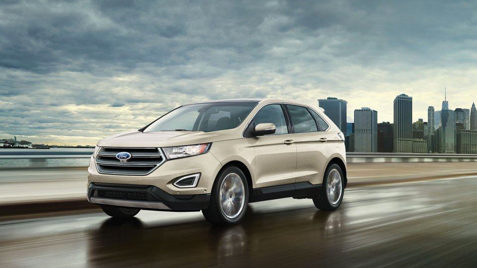 New Ford Edge On Sale Now At Baierl Ford