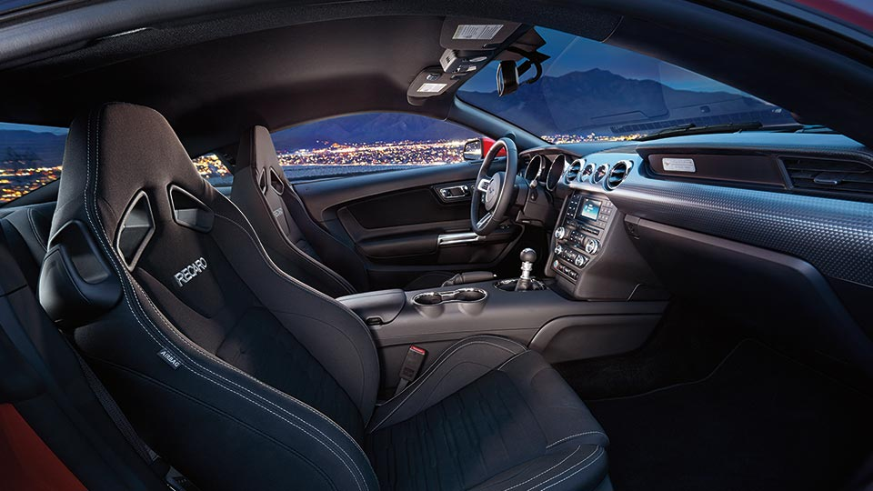 New Ford Mustang Interior Image 1