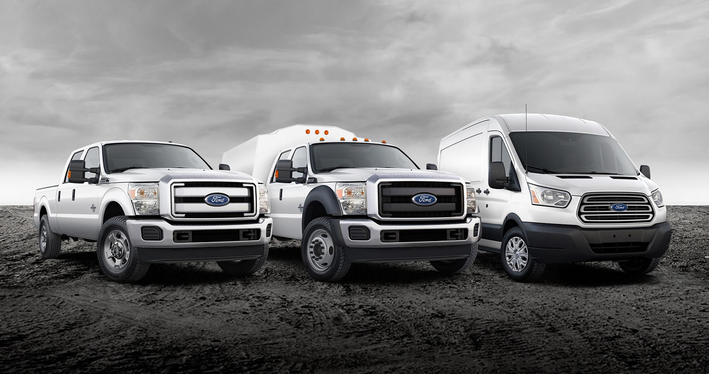 New Ford Exterior main image & Ford Commercial Vehicle Sale Prices Incentives Lansing Michigan markmcfarlin.com