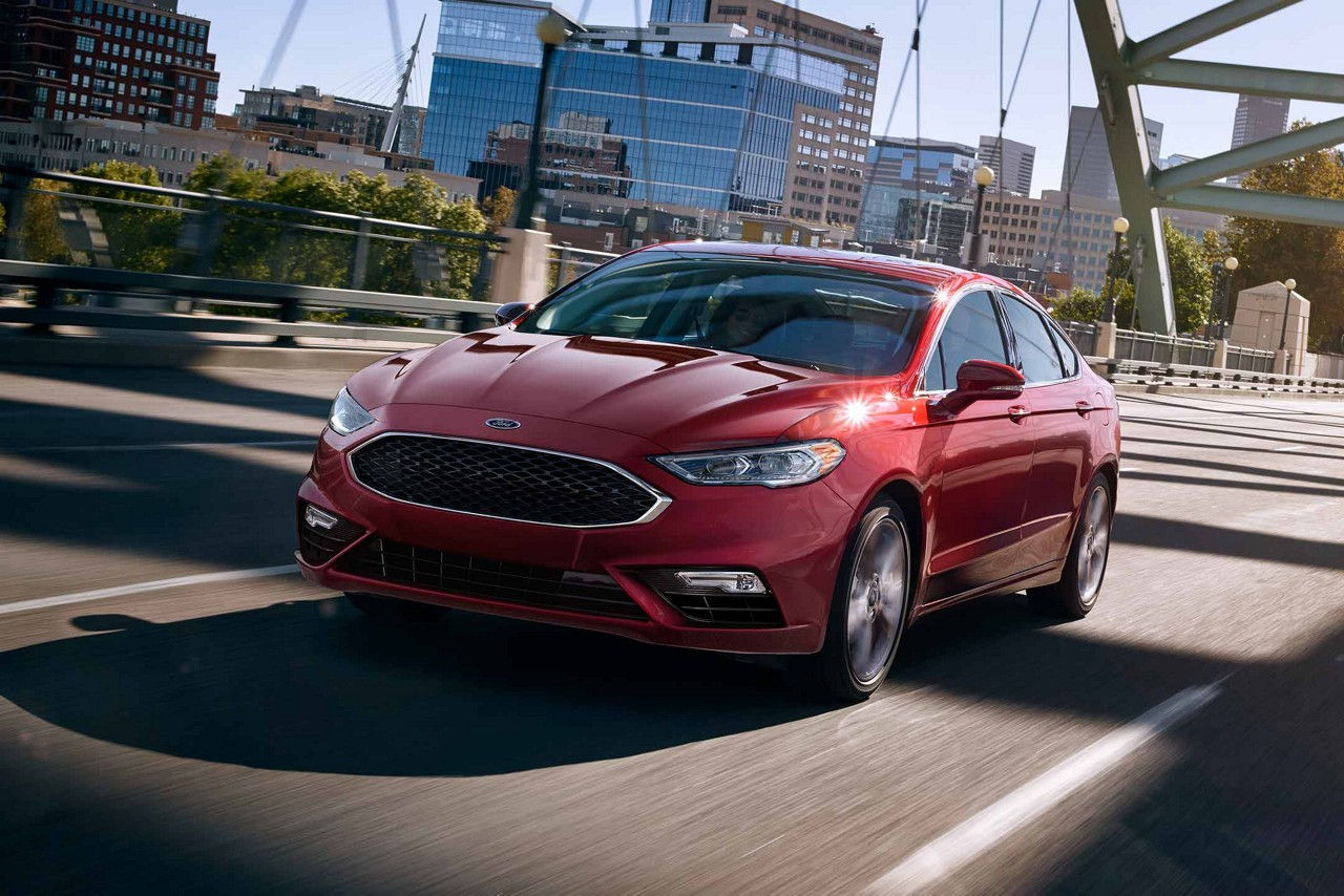 New Ford Fusion On Sale Now at Boggus Ford Harlingen