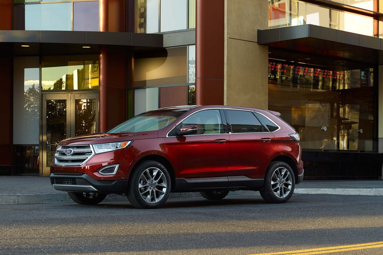 New Ford Edge On Sale Now At Ken Grody Ford Orange County