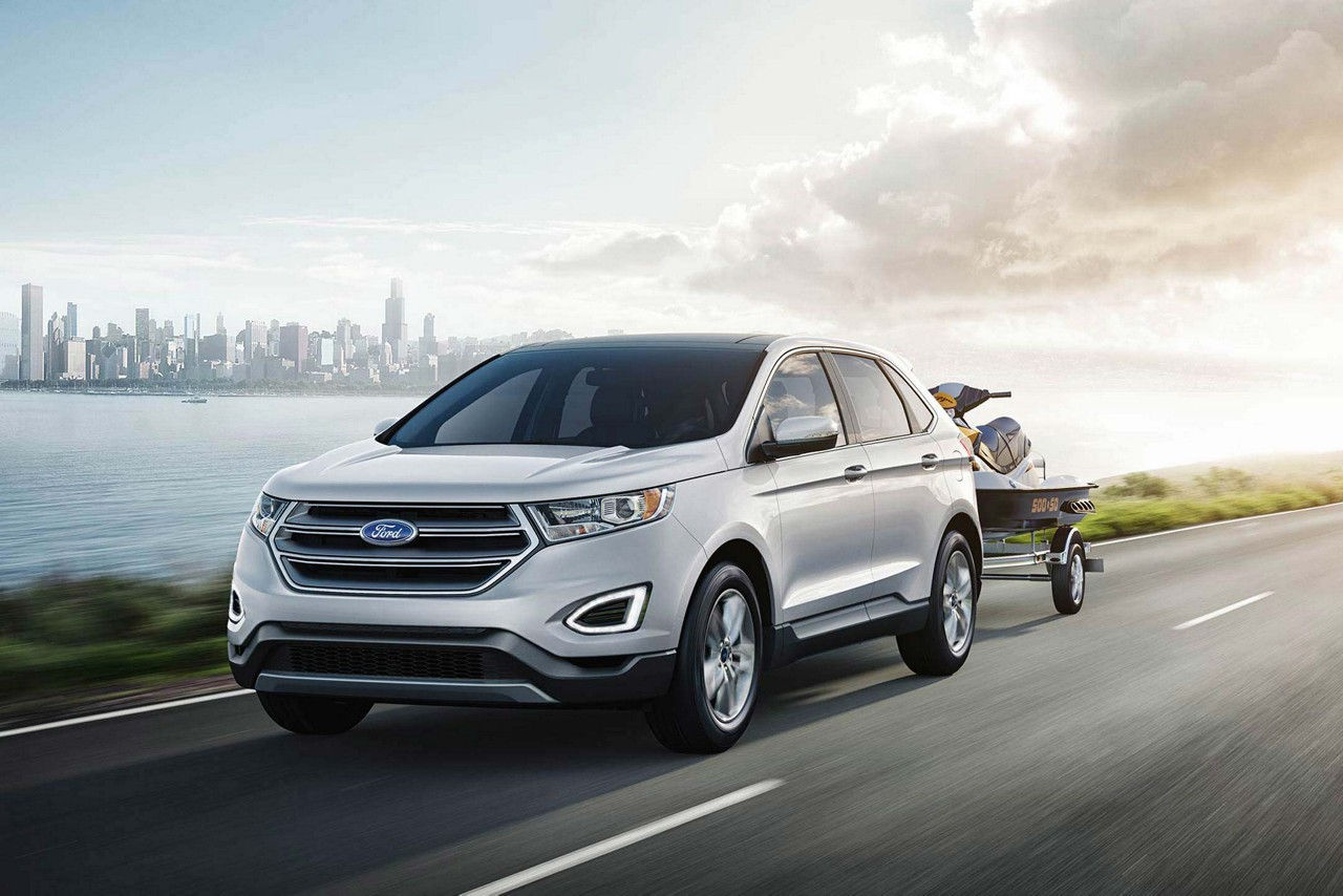 Capability The Ford Edge