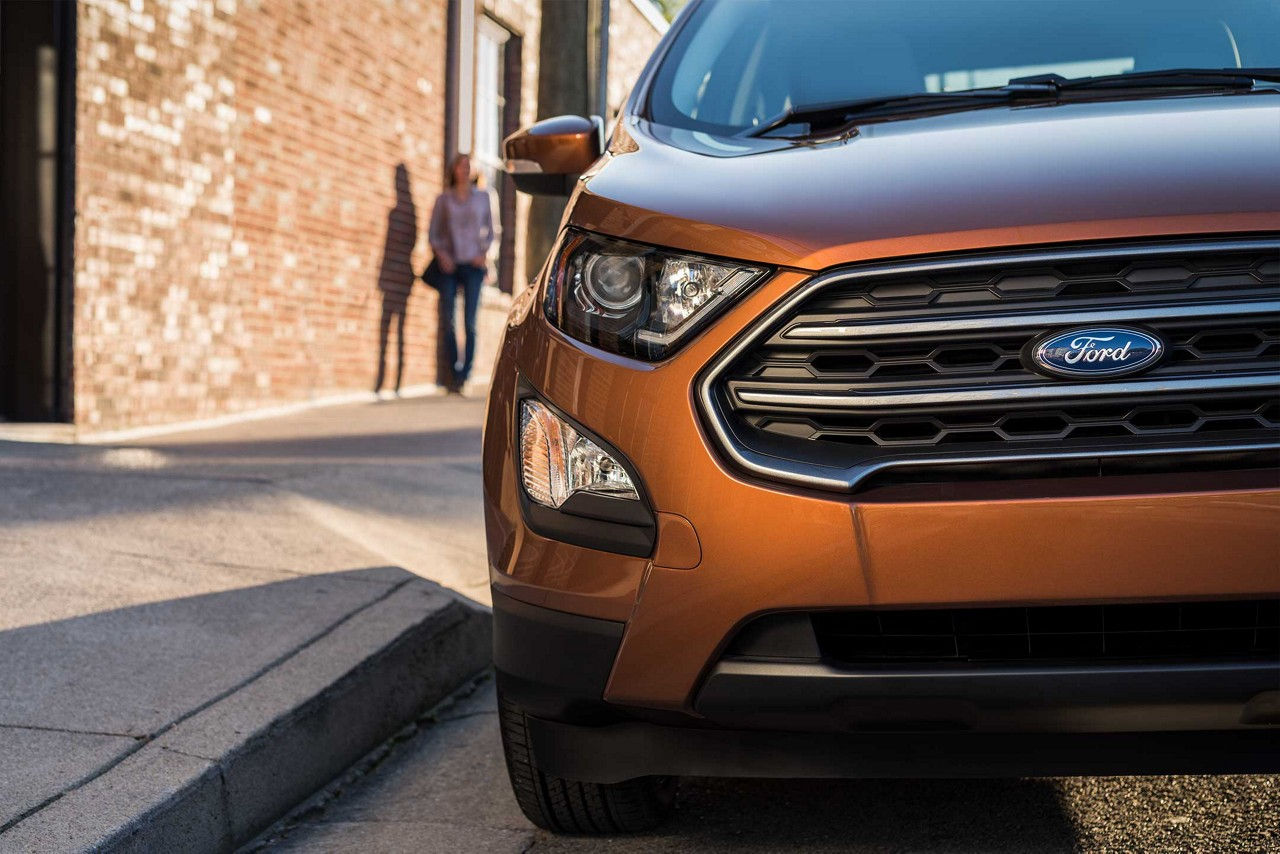 New Ford Ecosport Exterior Image