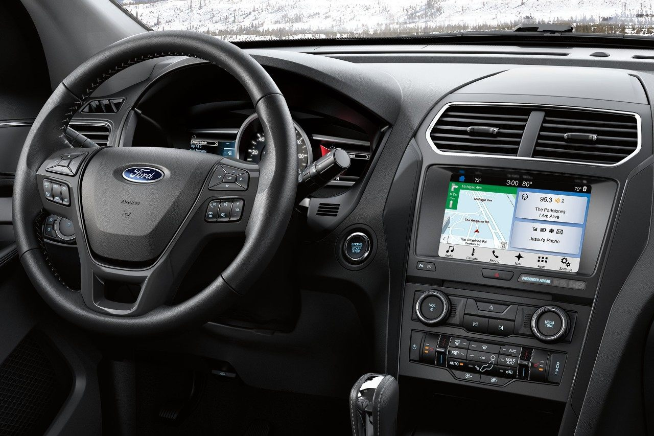 New Ford® Explorer Lease & Price Specials - Superior, WI