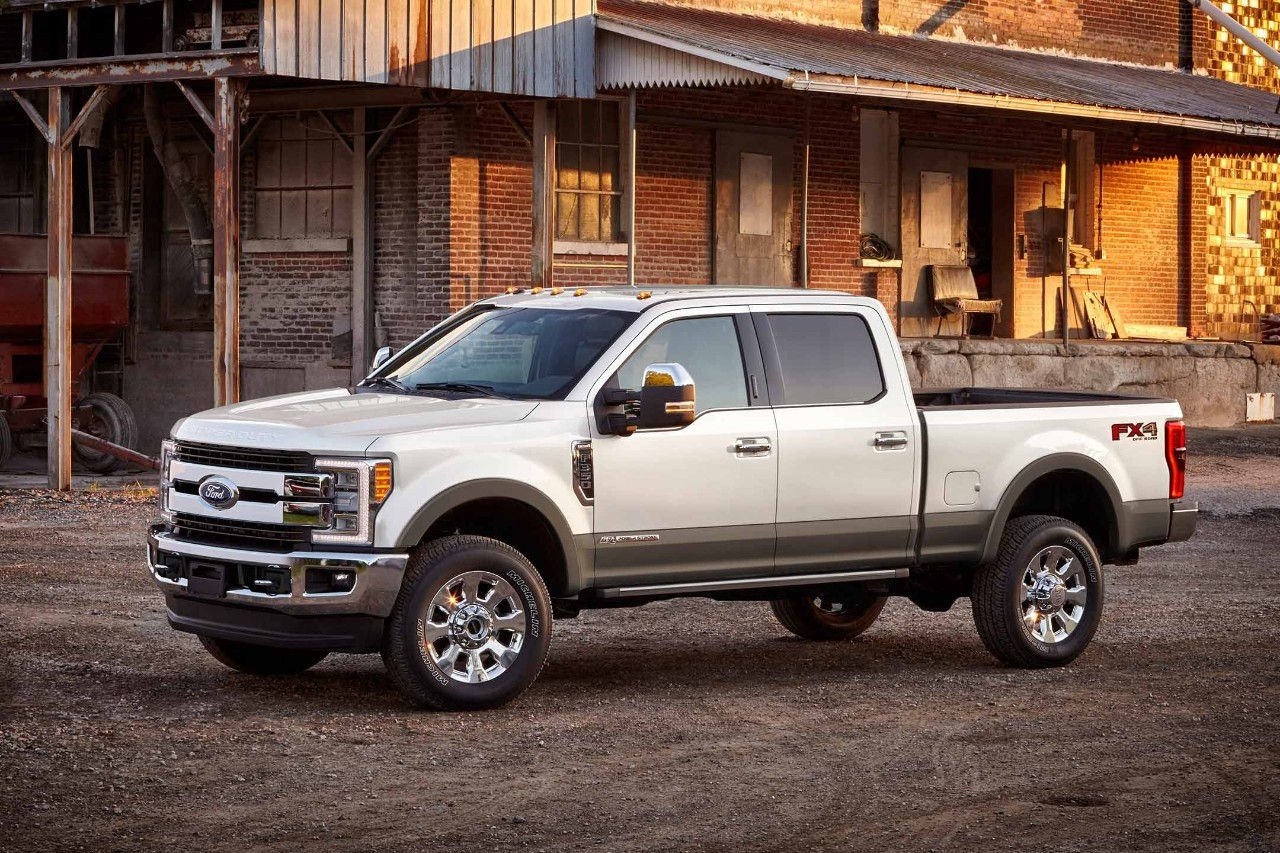 New Ford F  For Sale Mount Vernon In