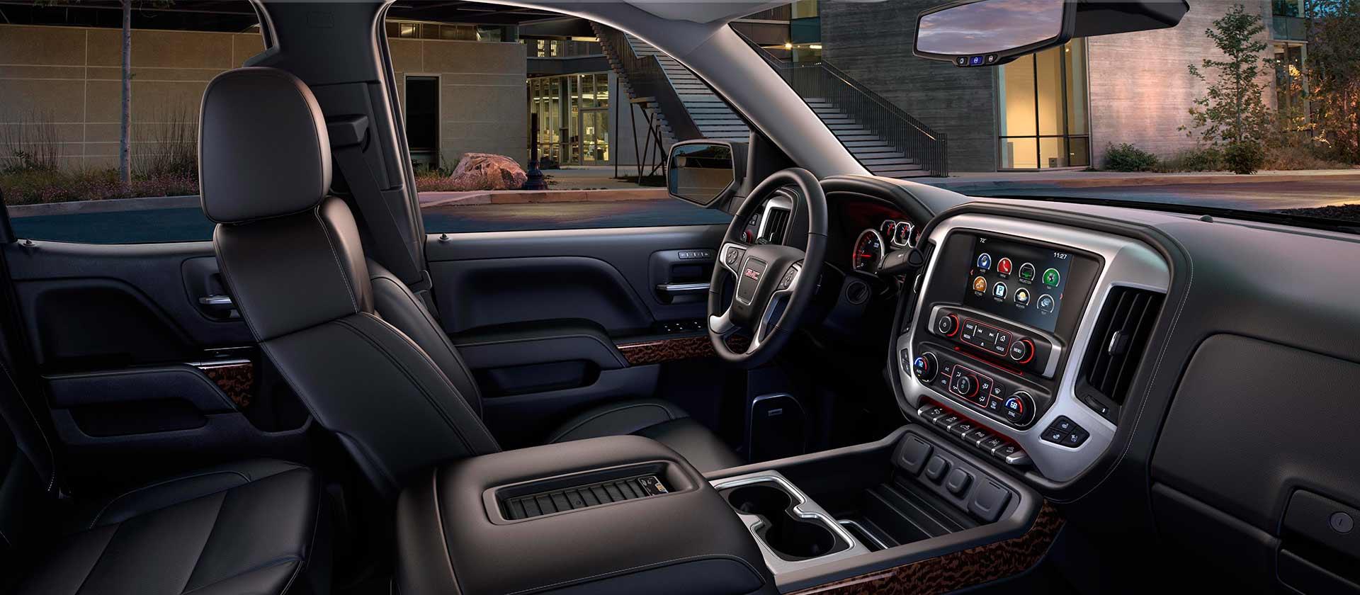 New GMC Sierra 1500 Interior image 1