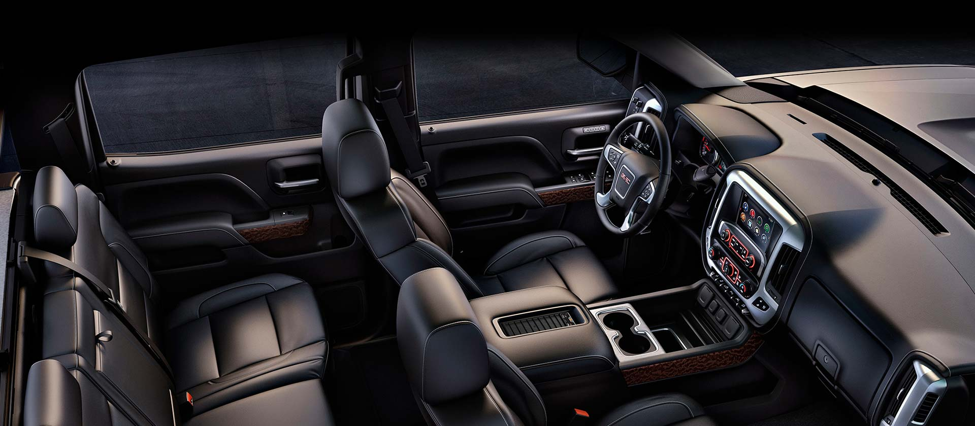 New GMC Sierra 1500 Interior image 2