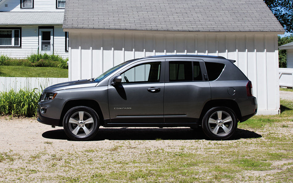 New Jeep Compass Exterior image 1