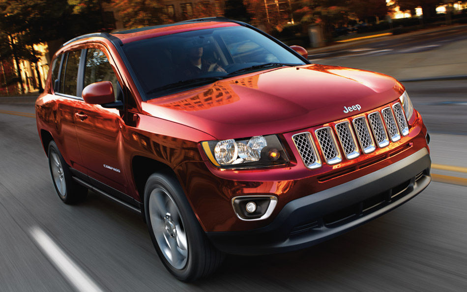 New Jeep Compass Exterior image 2