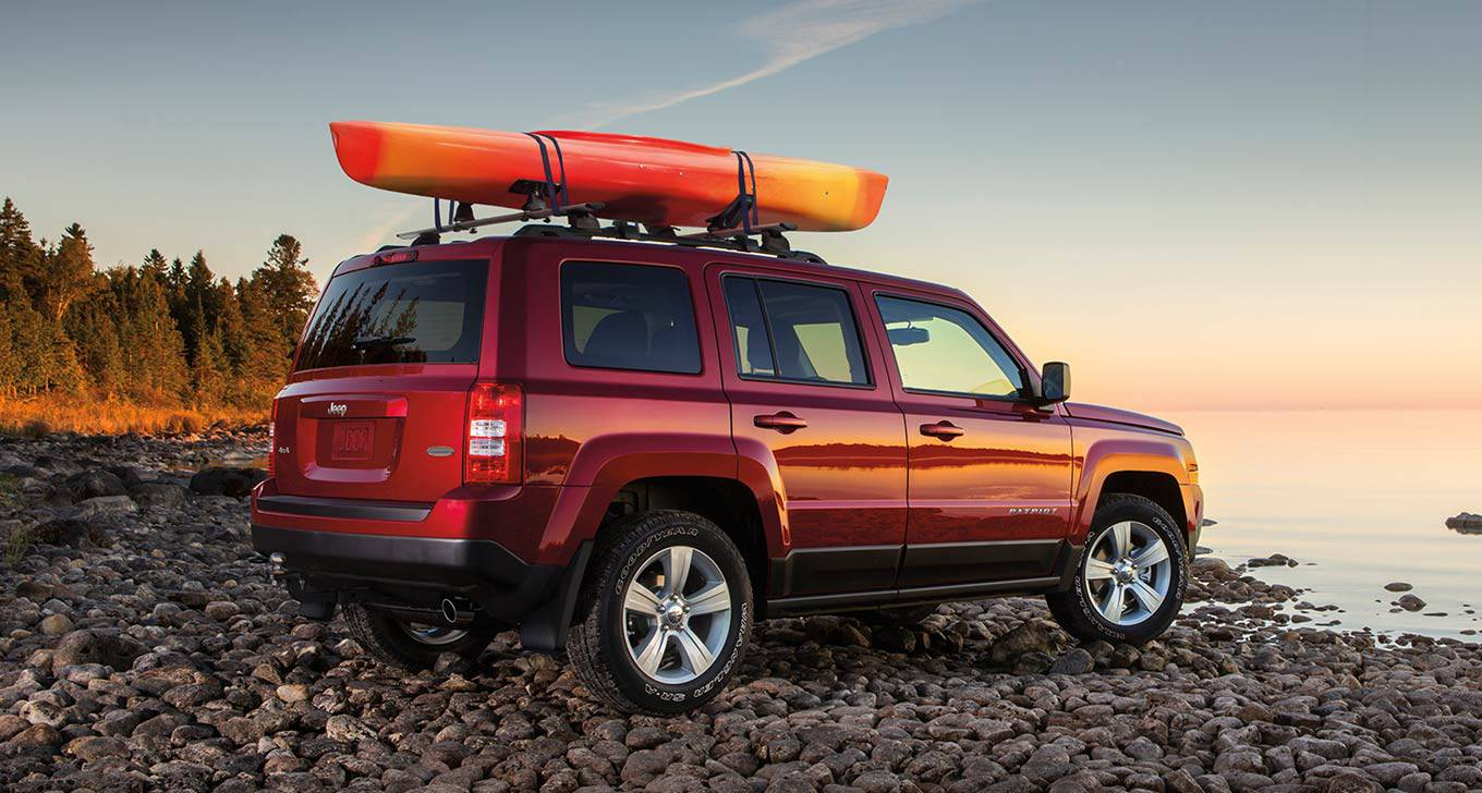 Jeep Patriot Offers
