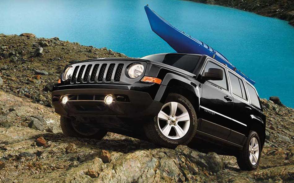 New Jeep Patriot Exterior image 1