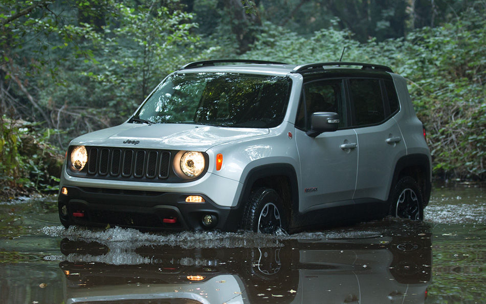 New Jeep Renegade Exterior image 1