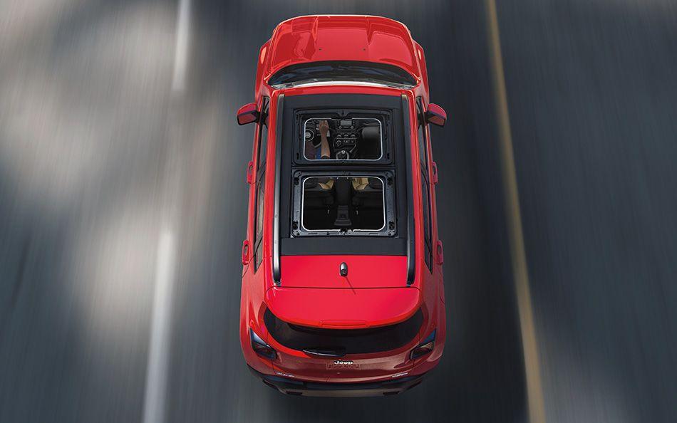 New Jeep Renegade Exterior main image