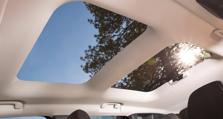New Jeep Renegade Interior main image