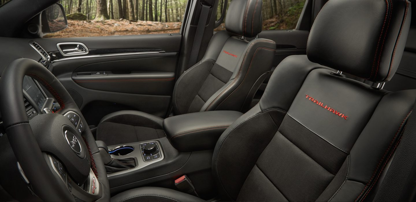New Jeep Grand Cherokee Interior Main Image