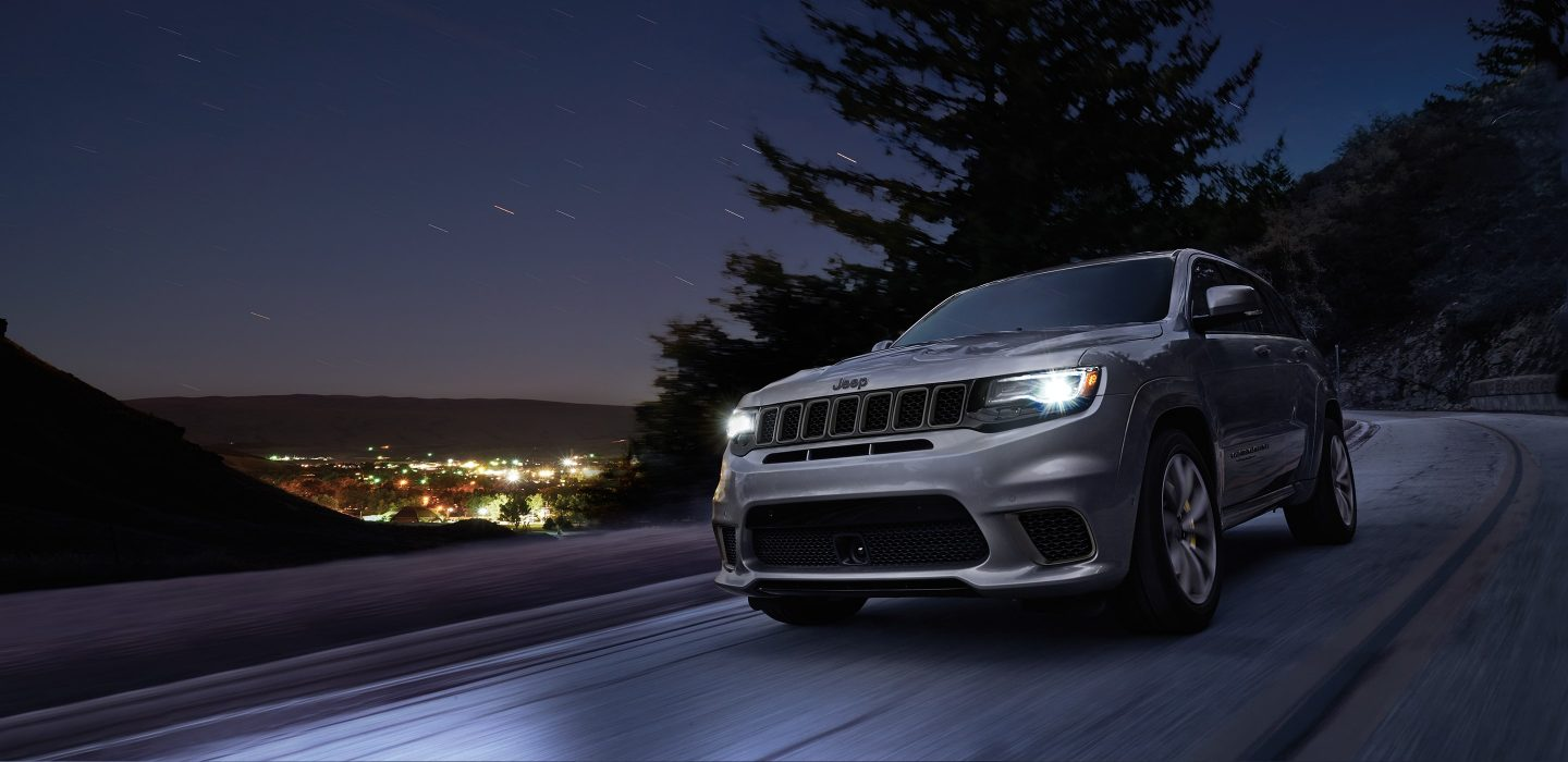New Jeep Grand Cherokee Trackhawk For Sale Schaumburg IL