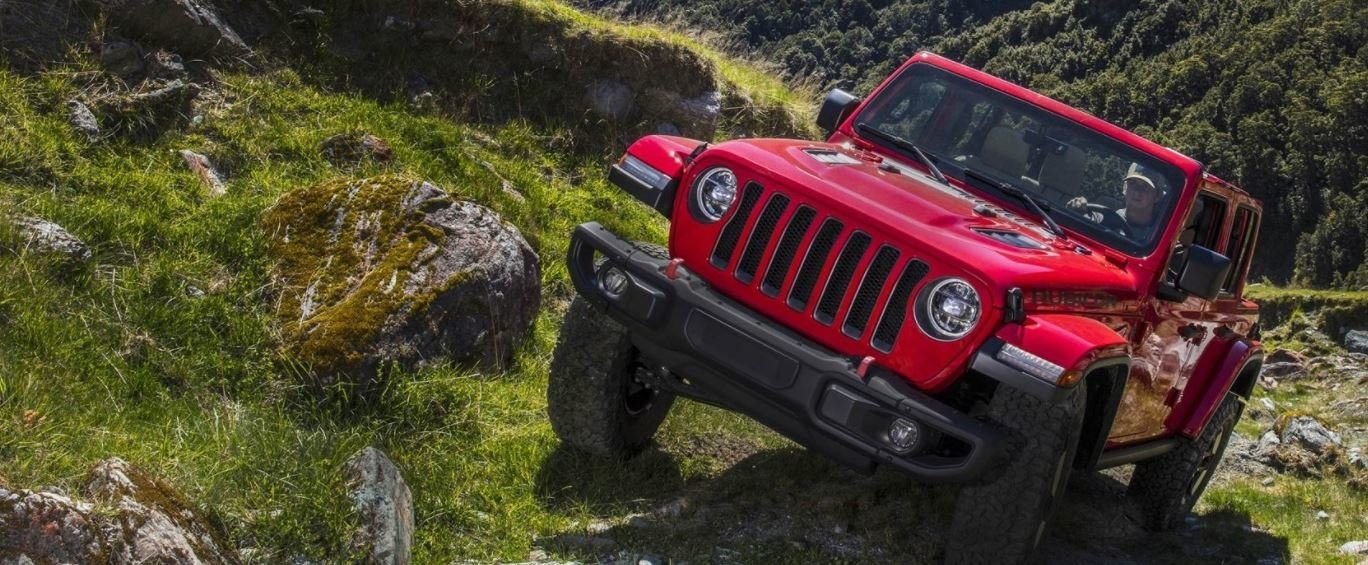 New Jeep Wrangler Unlimited Offers Woburn MA