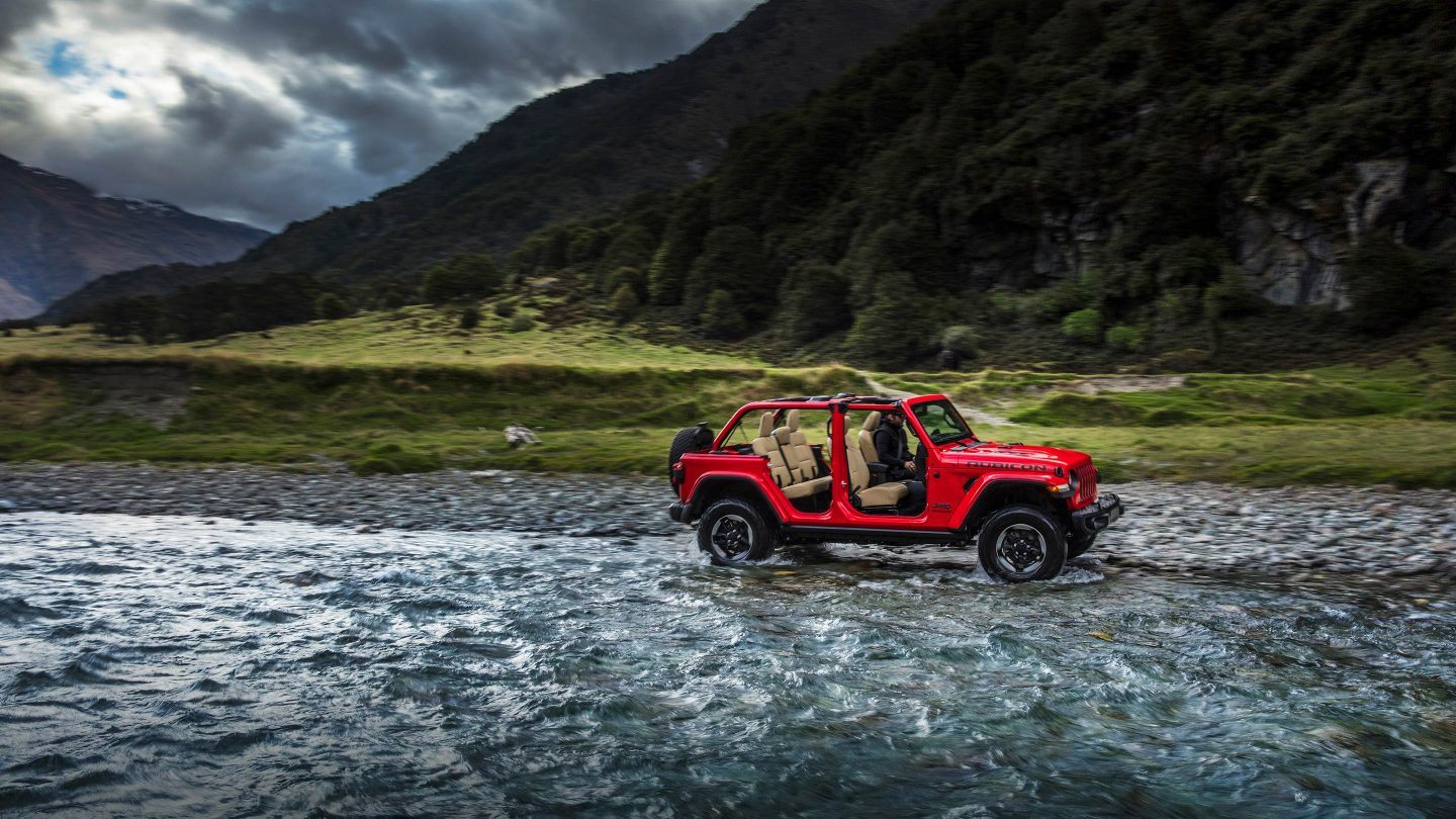 New Jeep Wrangler Offers Woburn MA