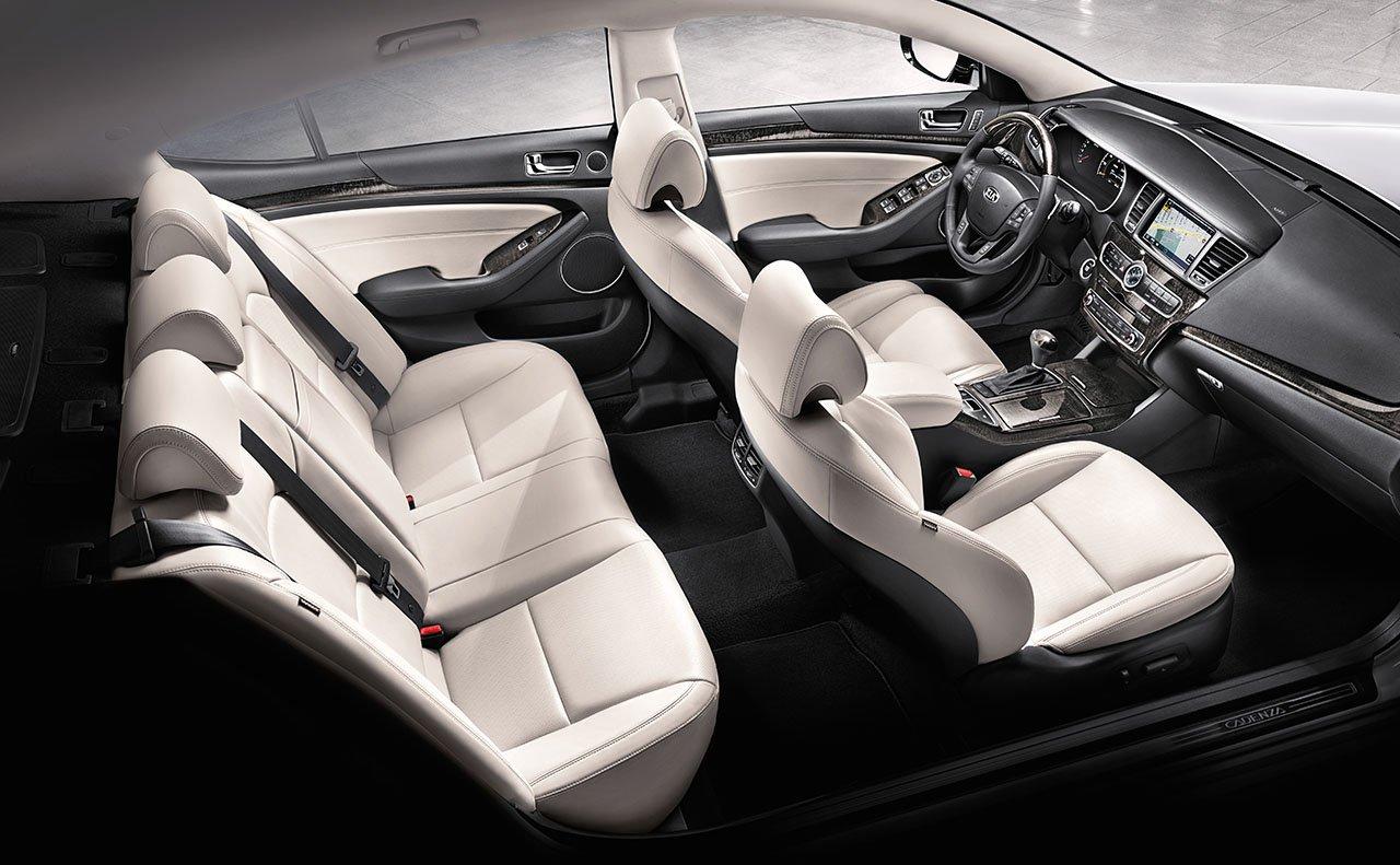 New Kia Cadenza Interior main image