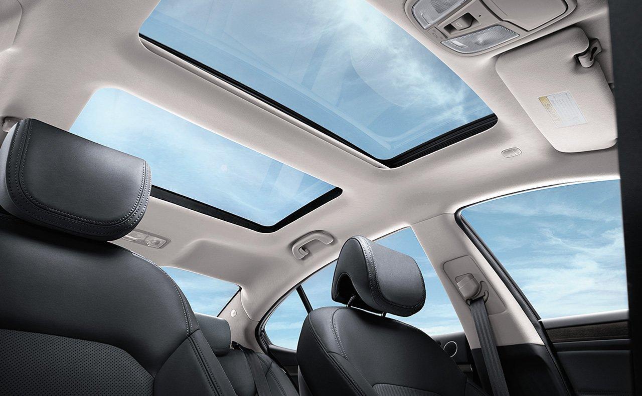 New Kia Cadenza Interior image 1