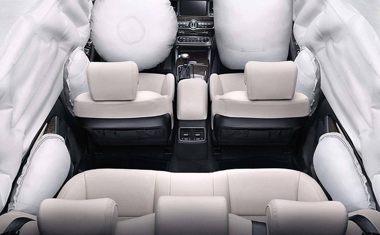New Kia Cadenza Interior image 2