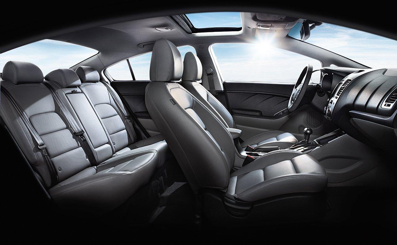 New Kia Forte Interior main image
