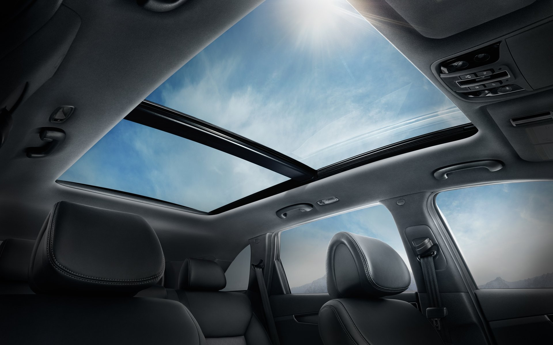 New Kia Sorento Interior image 1