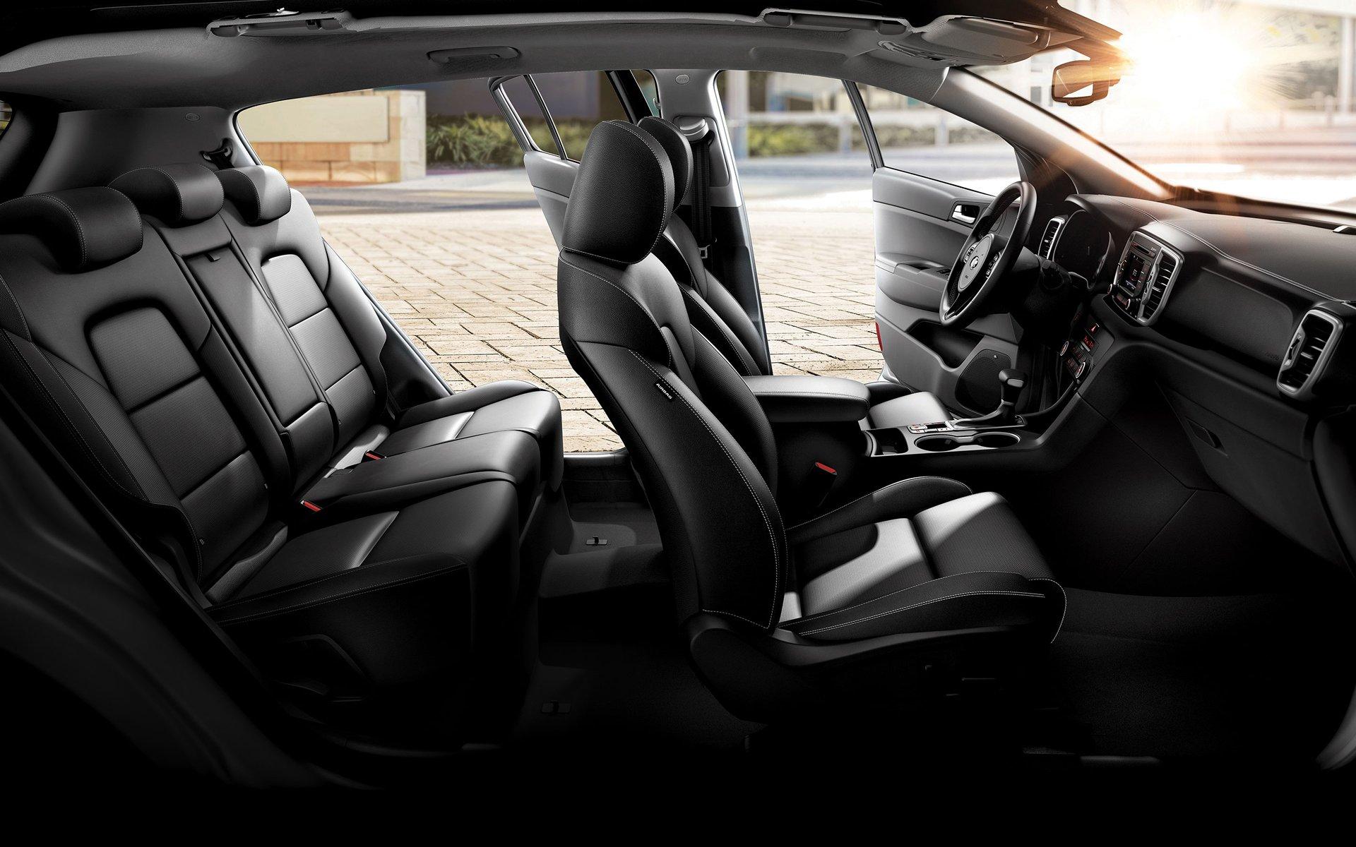 New Kia Sportage Interior main image
