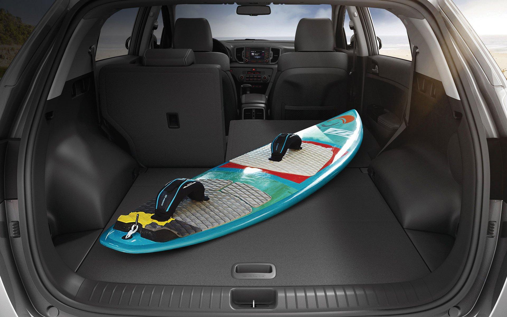 New Kia Sportage Interior image 1