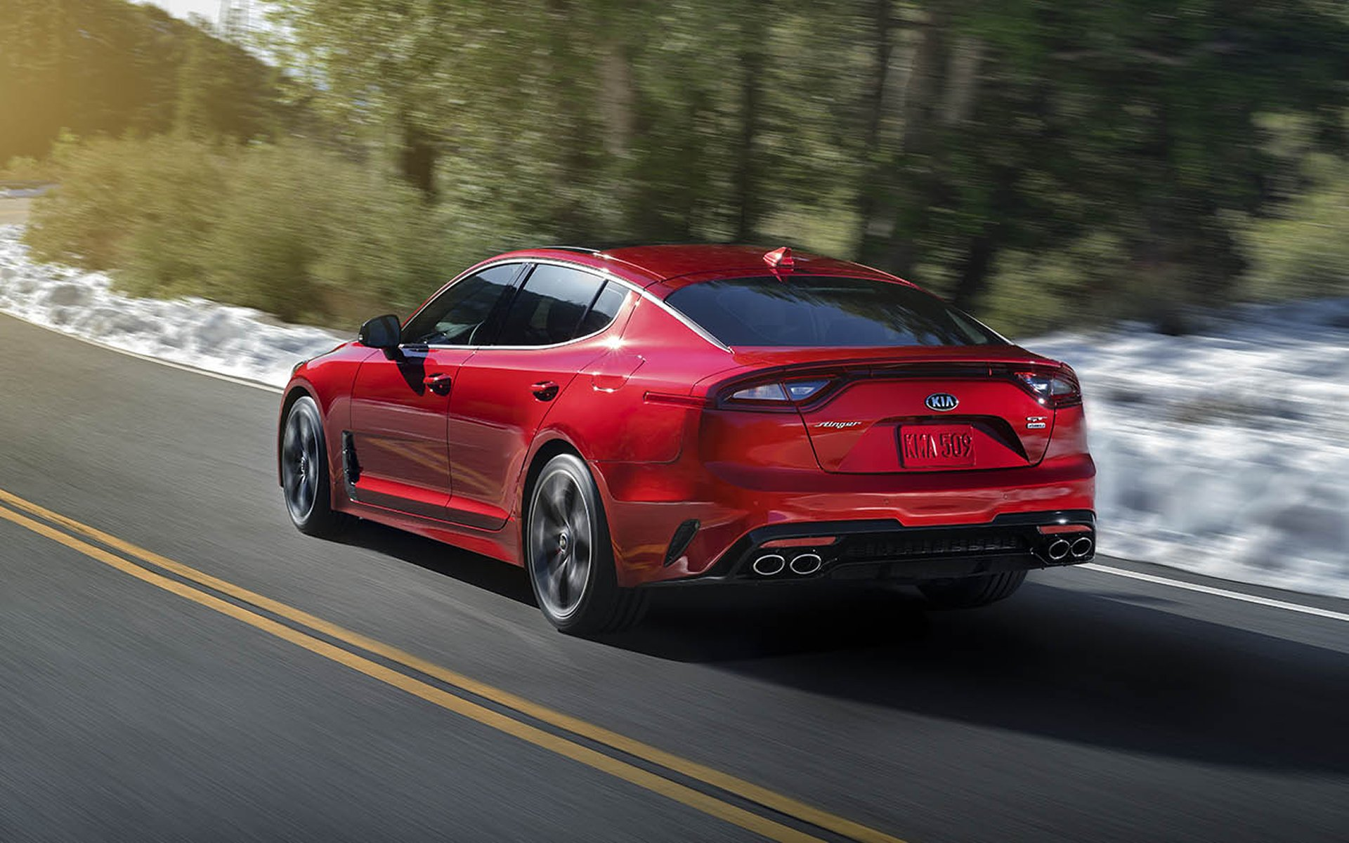 of about tech we a show fun s that practical sedan production see inside has it care in the kia some admit to auto car sports is oomph but cars sizzles stinger detroit sea have