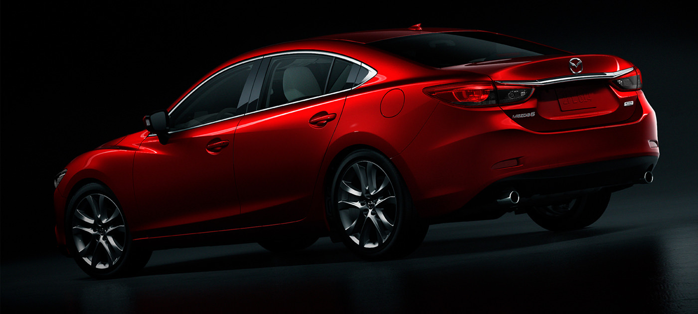 New Mazda Mazda6 Exterior image 1