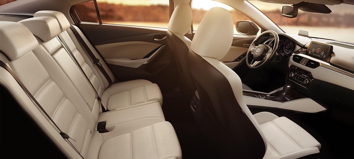 New Mazda Mazda6 Interior main image