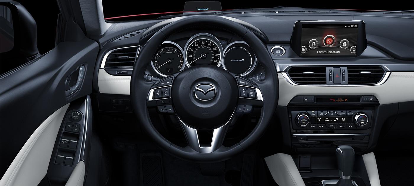 New Mazda Mazda6 Interior image 1