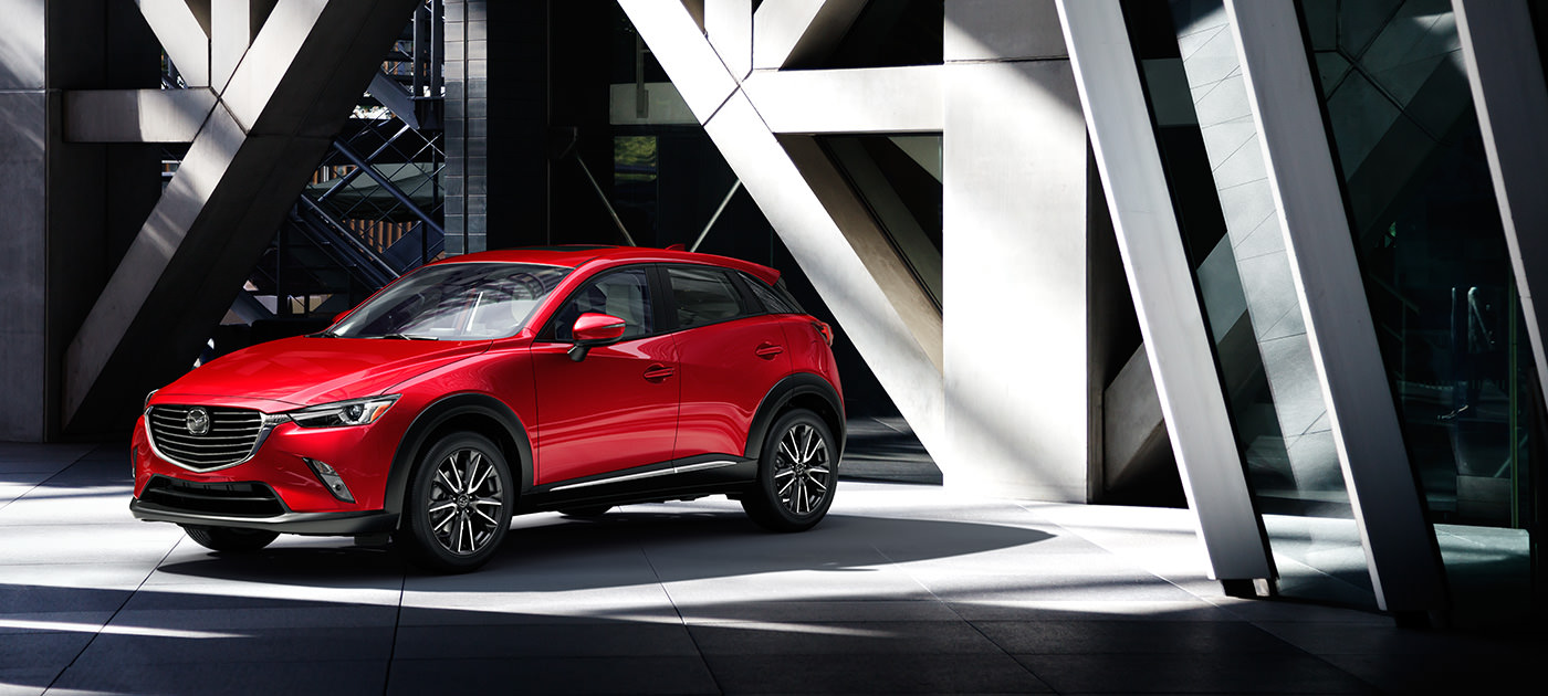 New Mazda CX-3 Exterior main image