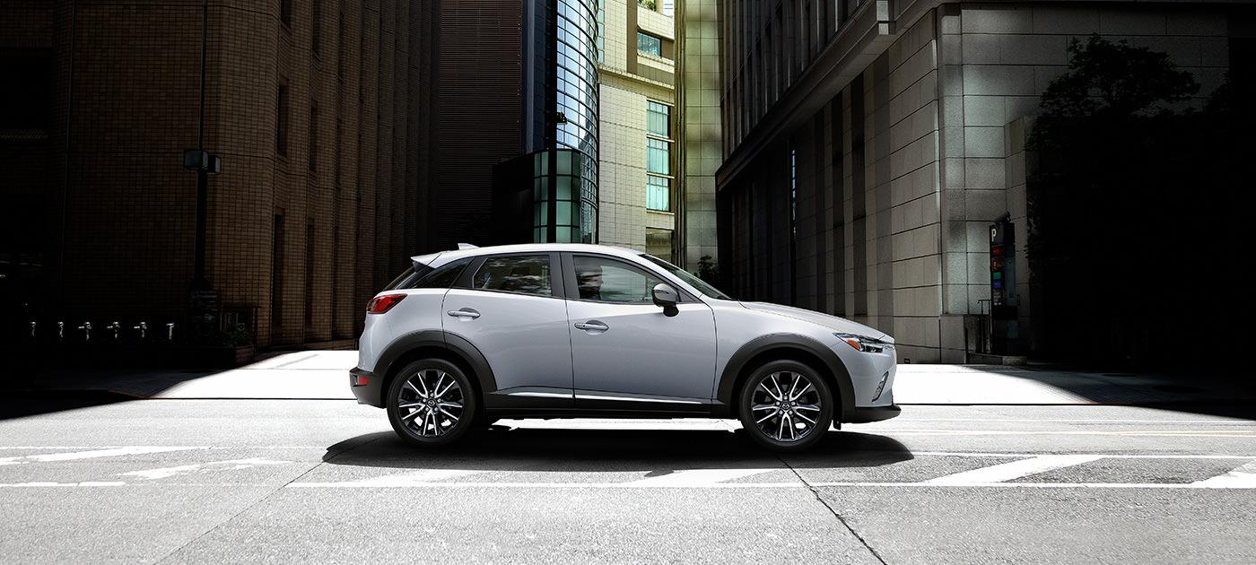 New Mazda CX-3 Exterior image 2