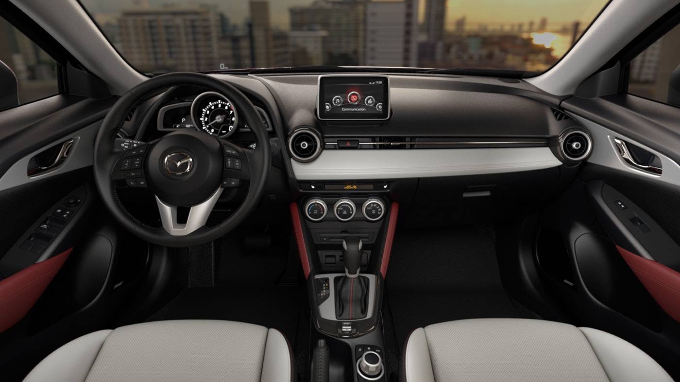 New Mazda CX-3 Interior main image