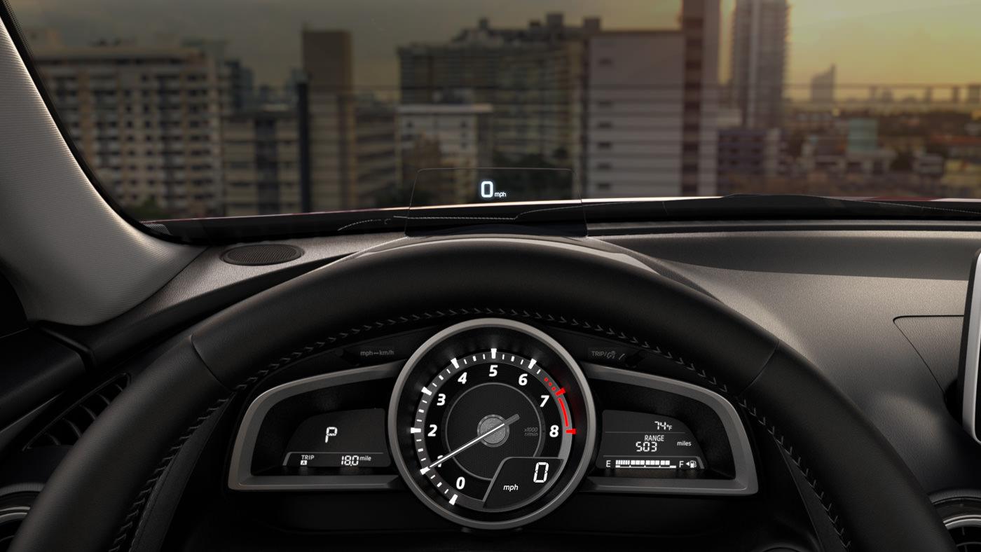 New Mazda CX-3 Interior image 2