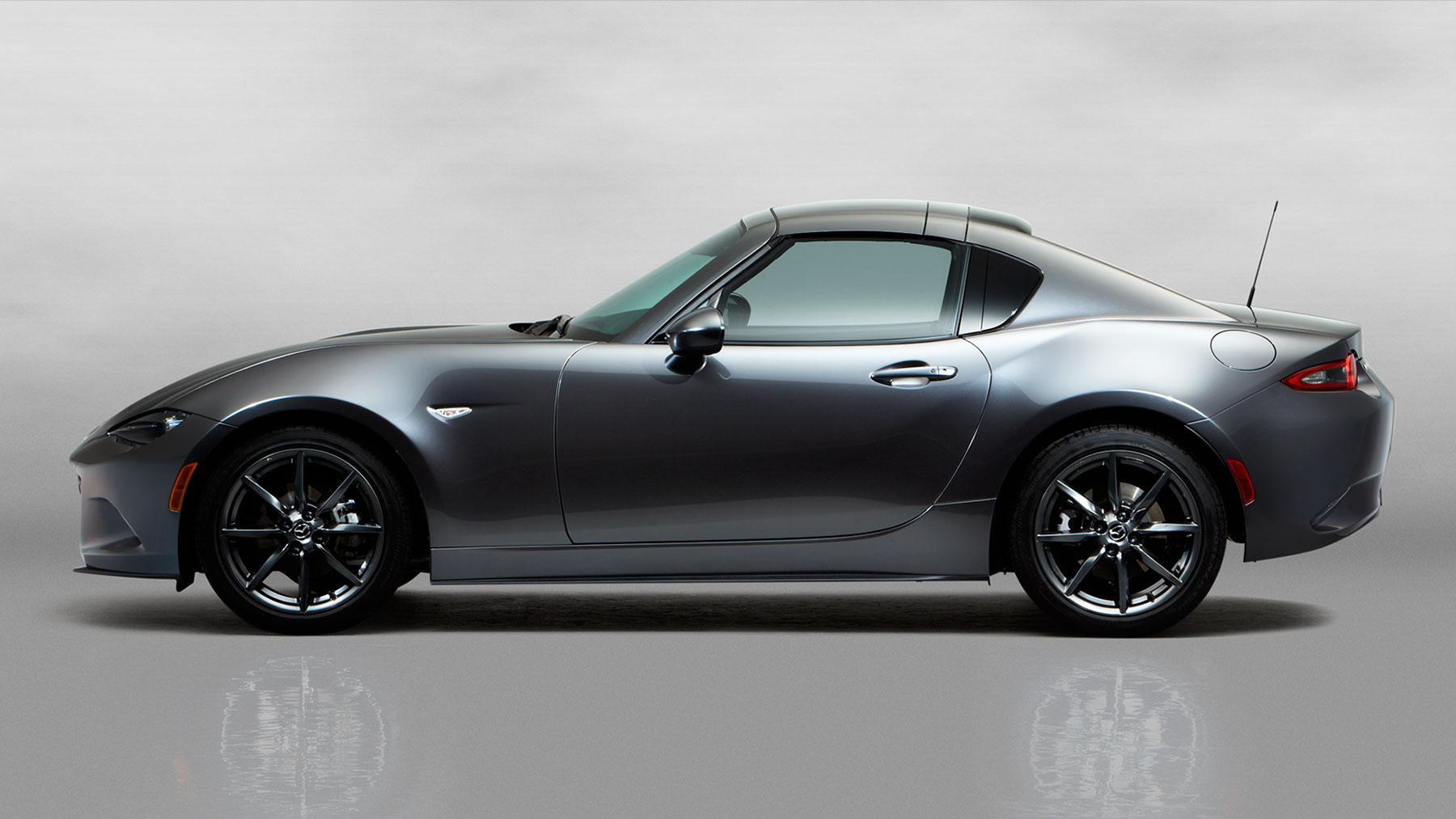 New Mazda MX-5 Miata Exterior main image
