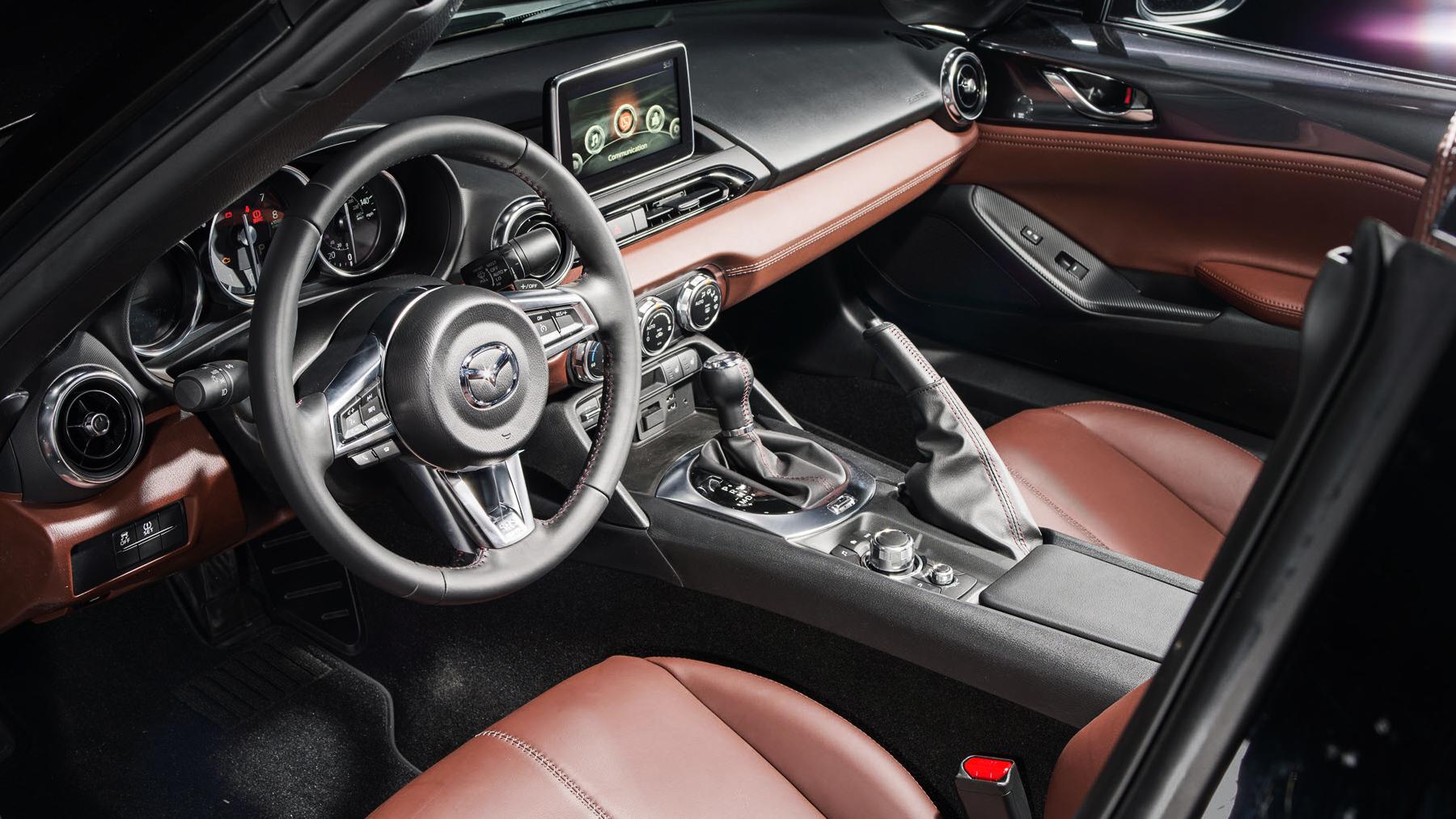 New Mazda MX-5 Miata Interior main image