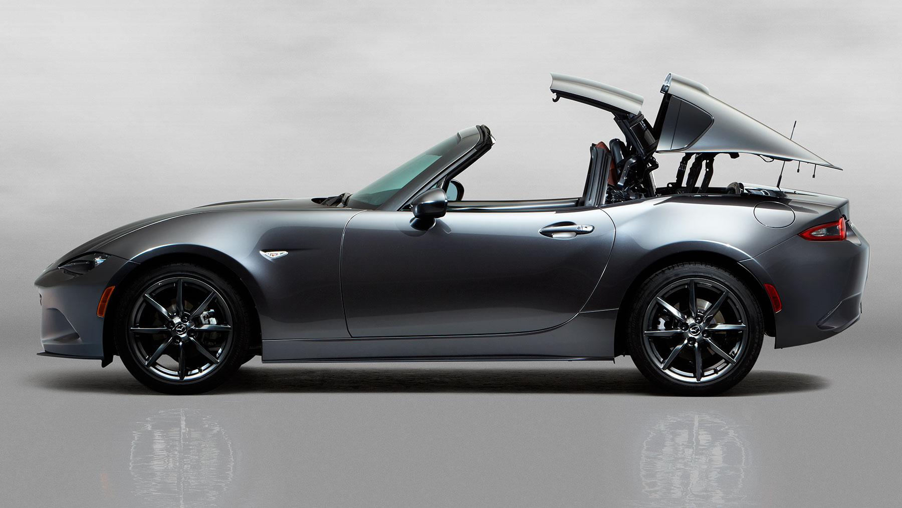 New Mazda MX-5 Miata Interior image 2