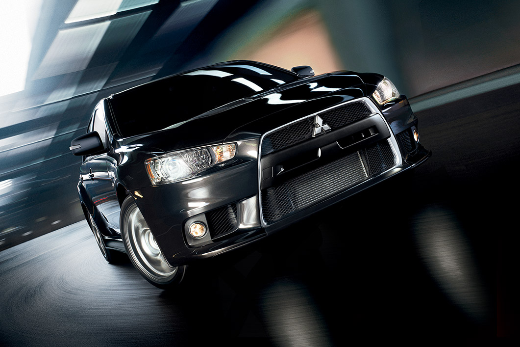 New Mitsubishi Lancer Evolution Exterior image 2