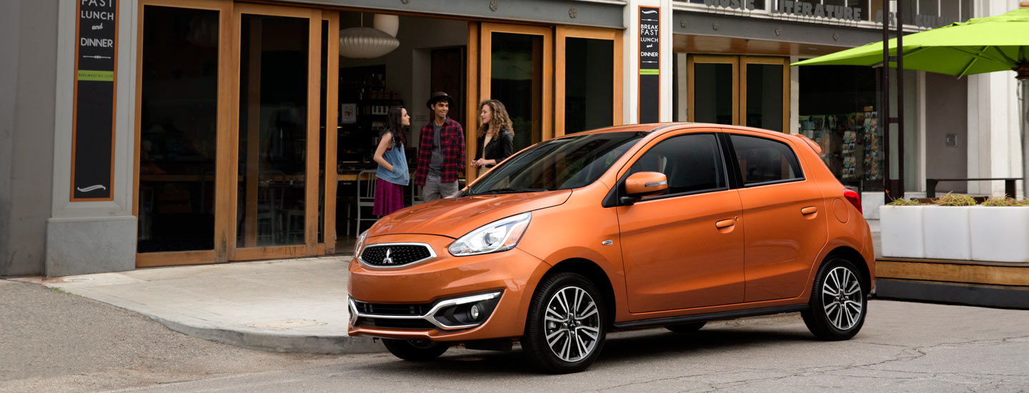New Mitsubishi Mirage for Sale Cicero NY