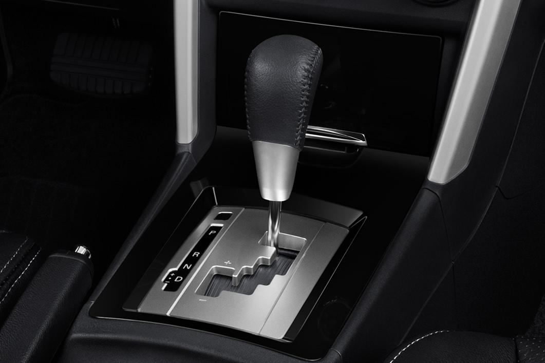 New Mitsubishi Lancer Interior image 1