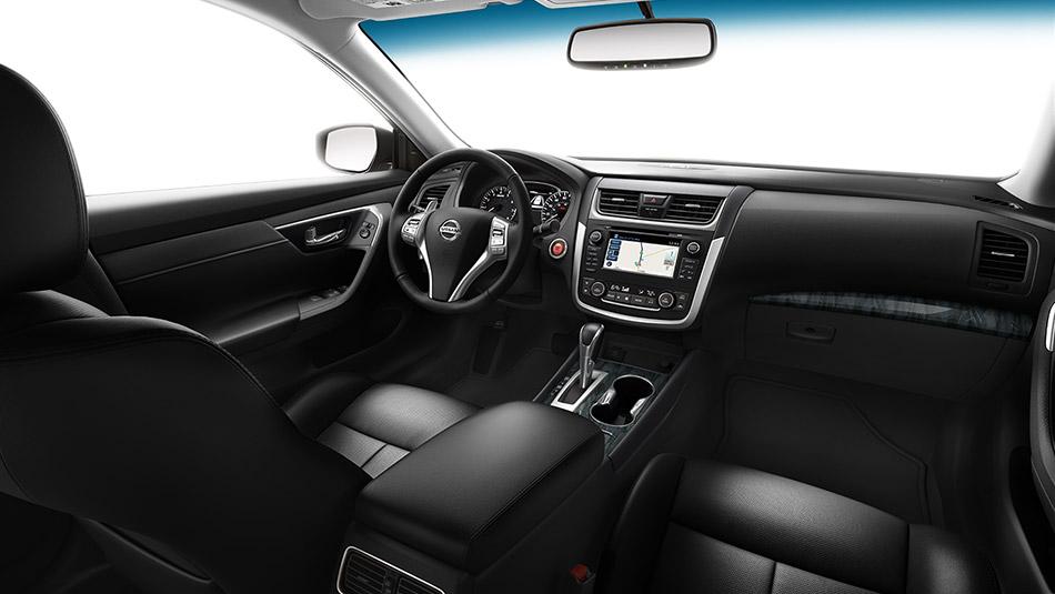 New Nissan Altima Interior image 1