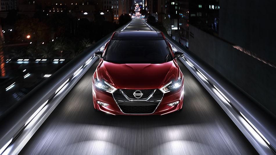 New Nissan Maxima Exterior image 2