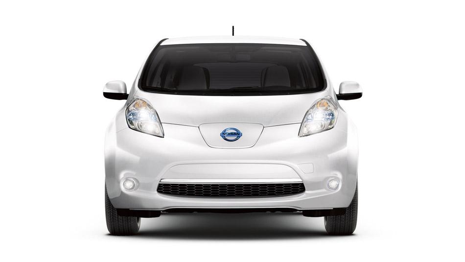 New Nissan Leaf Exterior image 1