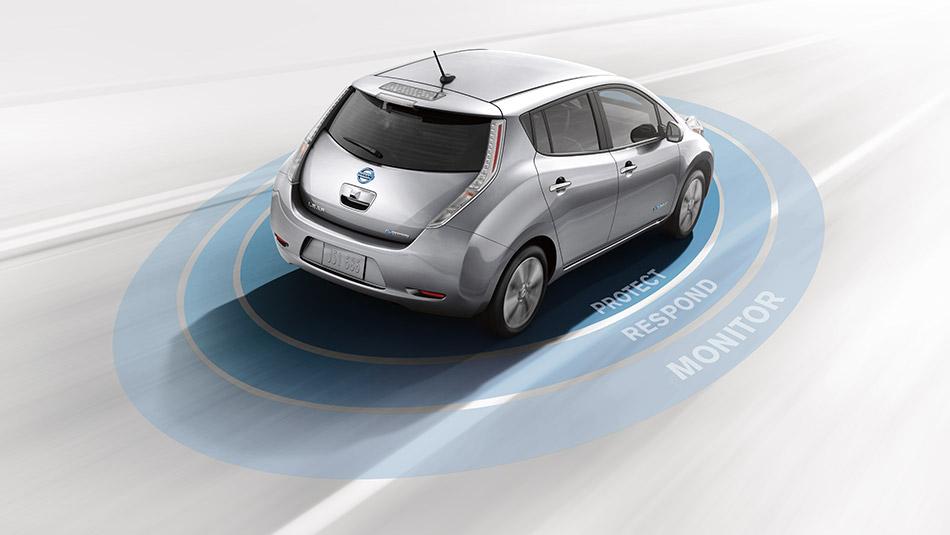 New Nissan Leaf Exterior image 2