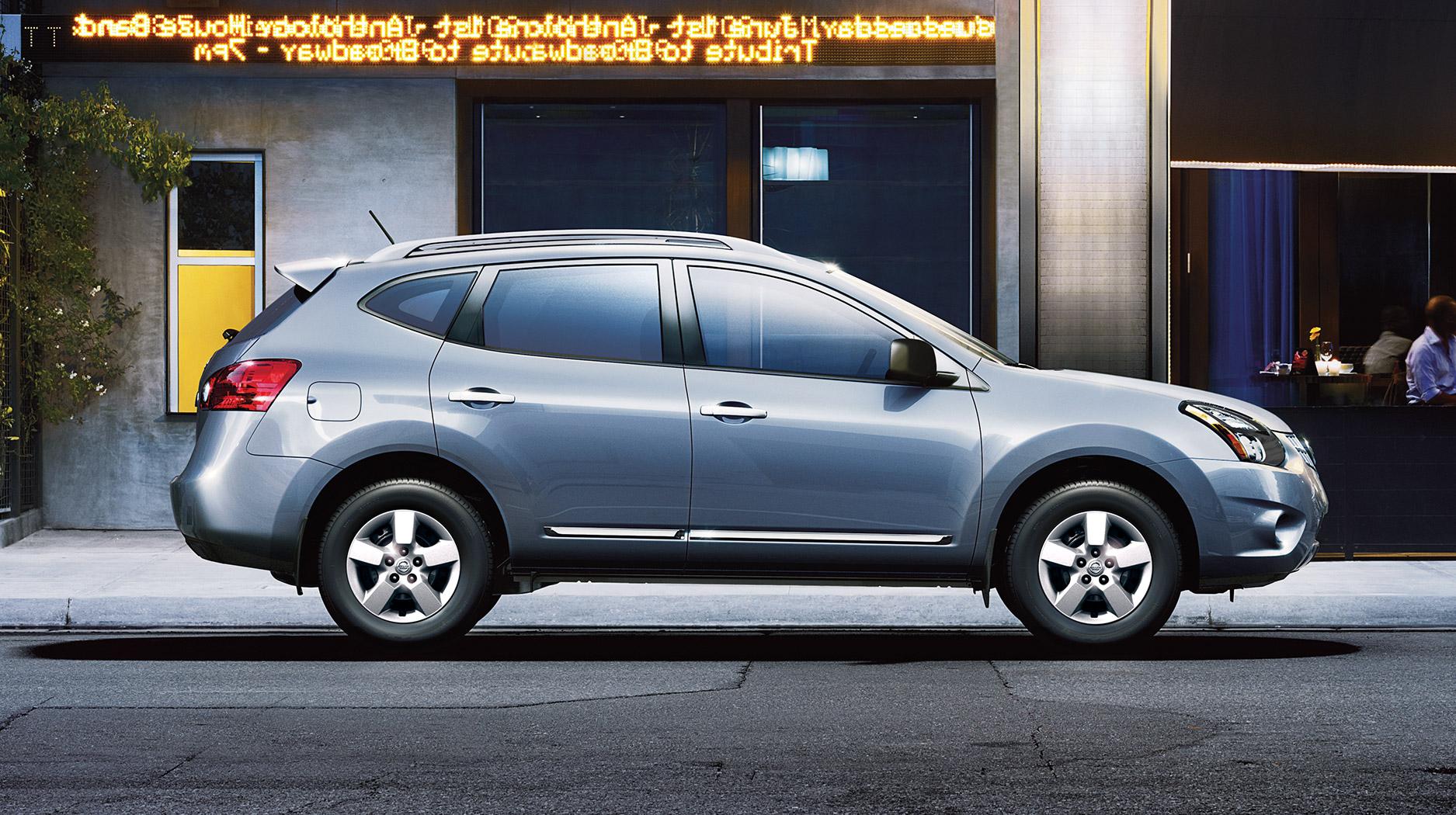 New Nissan Rogue Select Exterior main image