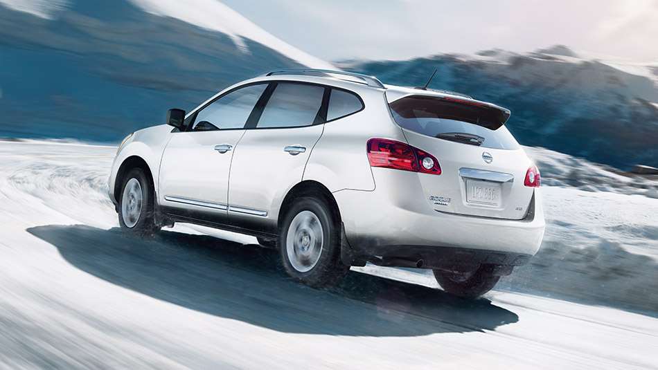 New Nissan Rogue Select Exterior image 2